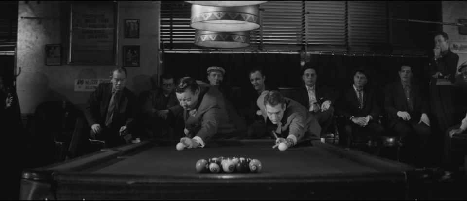 Stills from the hustler
