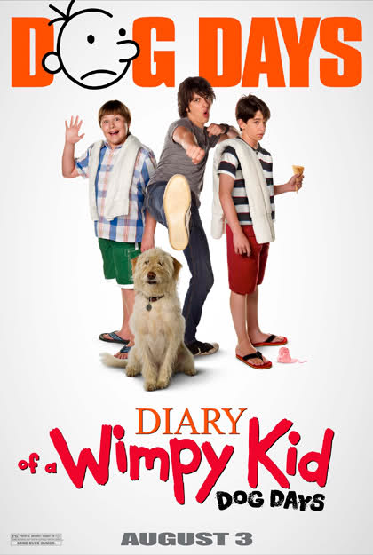 Diary Of A Wimpy Kid Dog Days Full Movie Fmovies