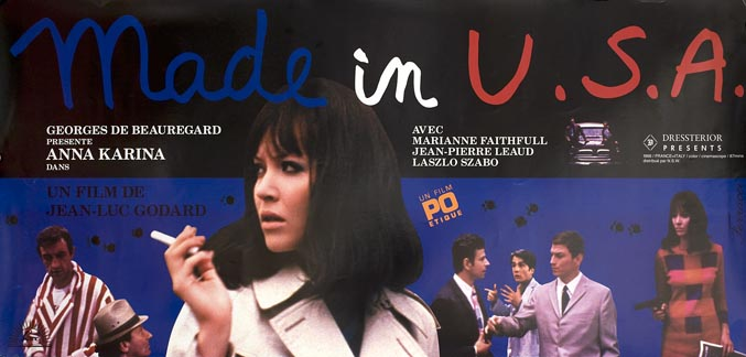 Godard And Feminism Part Ix Made In Usa 1966 The Cinephiliac