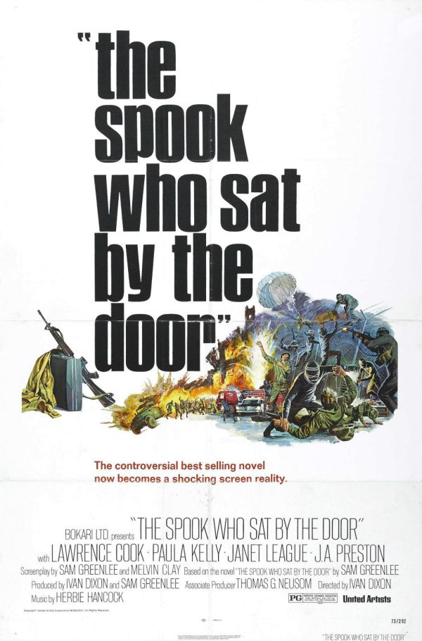 Ivan Dixon's The Spook Who Sat by the Door (1973)