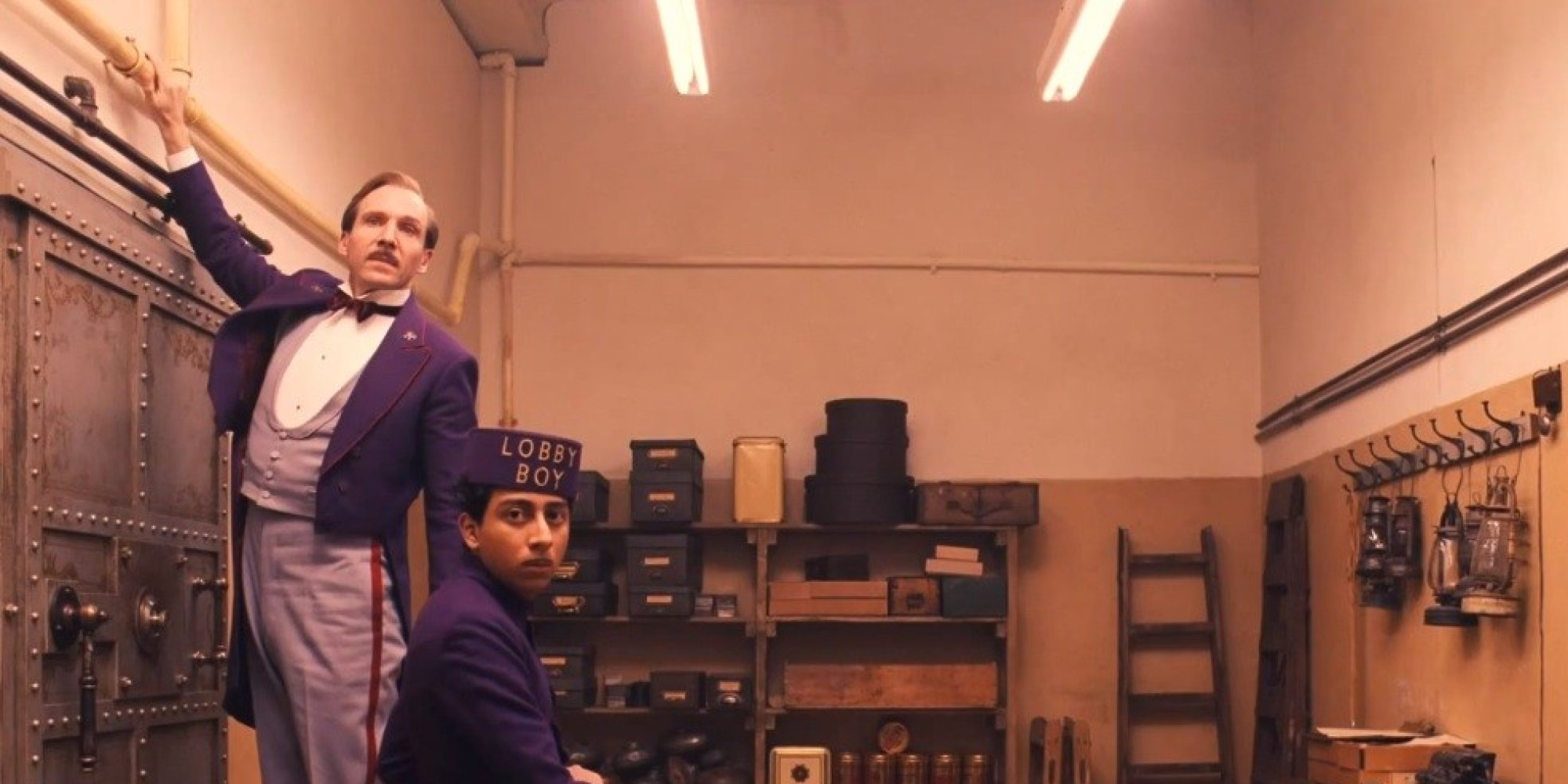 The Grand Budapest Hotel (2014) | The Cinephiliac