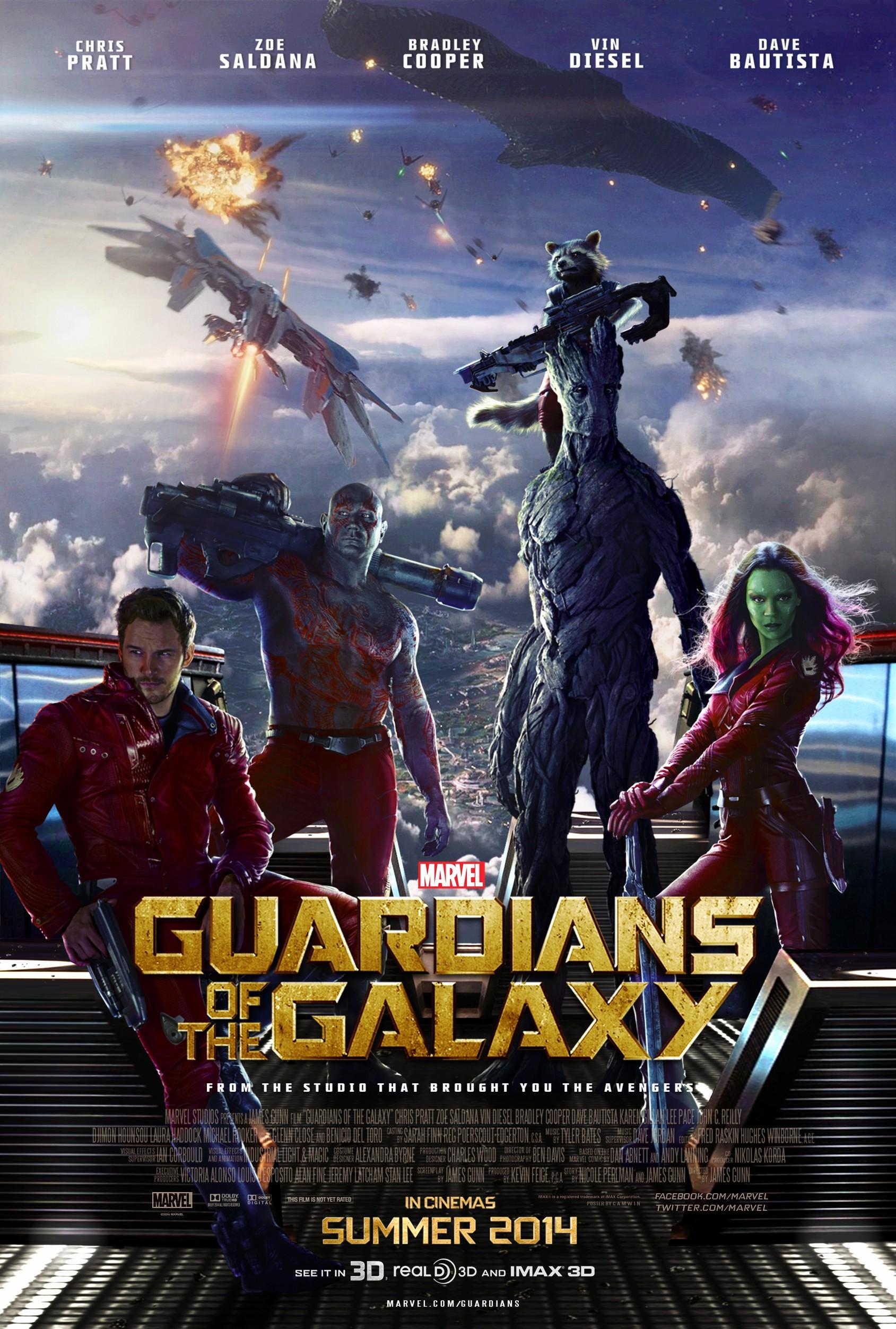 Guardians Of The Galaxy Film Stream