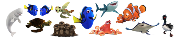 Finding-Dory-Introduces-New-Characters-Montage