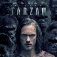 The Legend of Tarzan (2016); And Safety in Grossly Watered Down History
