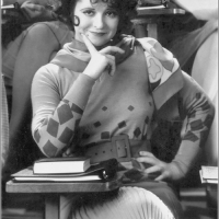 Race, Gender, and Cinematic History: Ramblings on Aida Overton Walker and Clara Bow